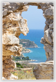 Sardinia Sea Window -